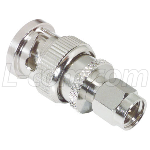Ba28 Coaxial Adapter Bnc Male Sma Male现货、期货 L Com 浩隆电子