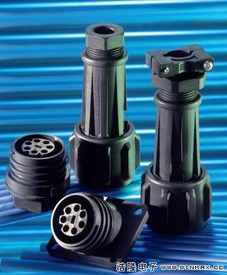 explora系列矿用电缆连接器采用紧凑型结构设计